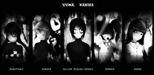 Yume Nikki Rebirth by CELESTRIAL-HARDRAVE
