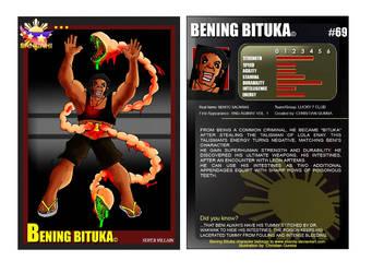 SANLAHI VILLAIN BENING BITUKA by xtianity