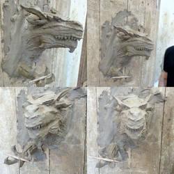 Giant lizard.. [Dragon]