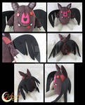 Marceline Bat Plush