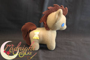 Dr. Whooves Plush