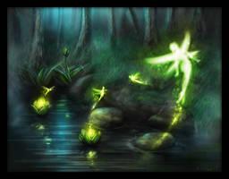 Fairies of the lake