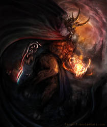Satan by Forge-T