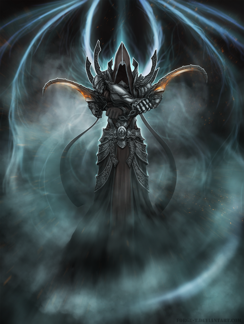 Reaper of Souls by Forge-T
