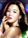 Gianna Jun by lun616