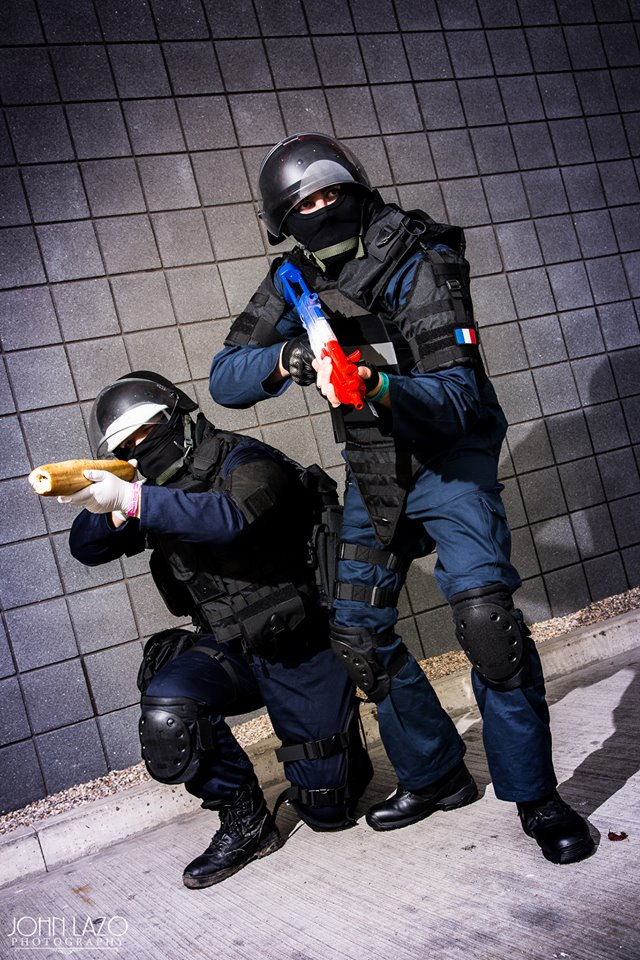 Rainbow Six Siege Doc and Rook cosplays [Together] by Swedish-Action-Hero ...
