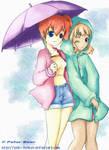PKMN - Rainy Day