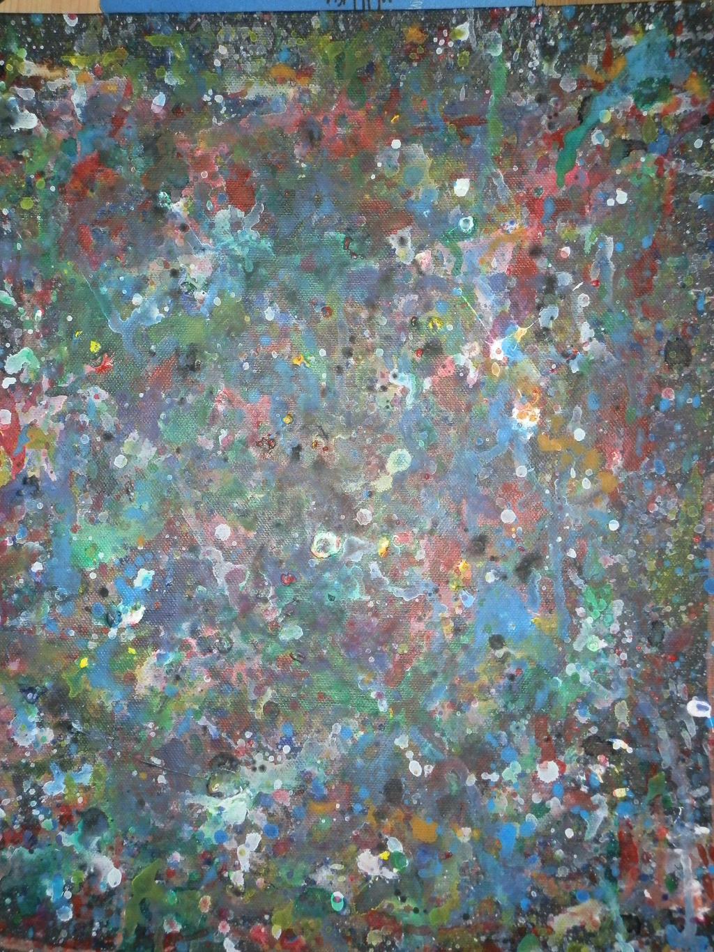 Colorful space by ArttuJokela