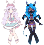 Sweet and Sour Adopt Auction [CLOSED]