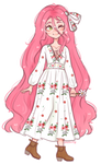 [P] bohemian spring witch