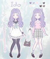 Ido - Magical Girl by mellowshy