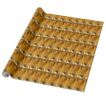 Big Man Wrapping paper by cshells1