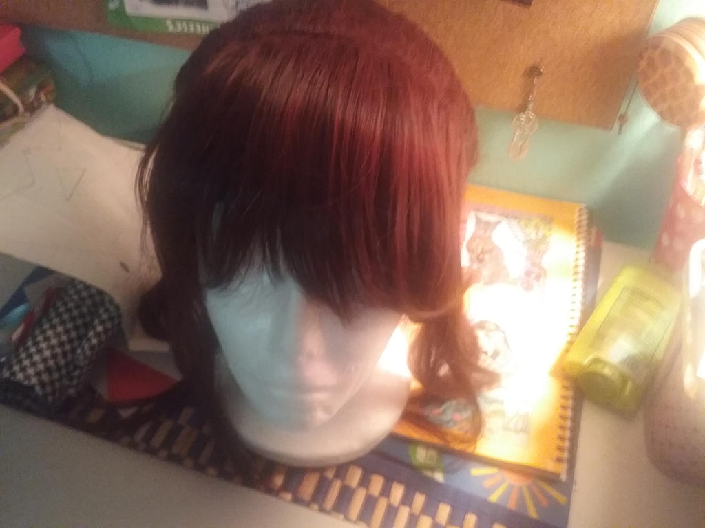 My Wig by crazycat1425
