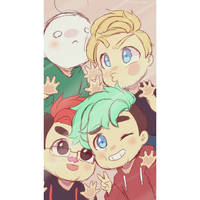Youtubers : Trapped behind the screen! by pacaora