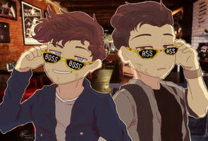 Youtubers: Hipsters by pacaora