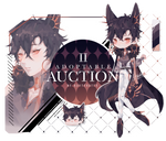 [CLOSED]ADOPTABLE AUCTION || - II