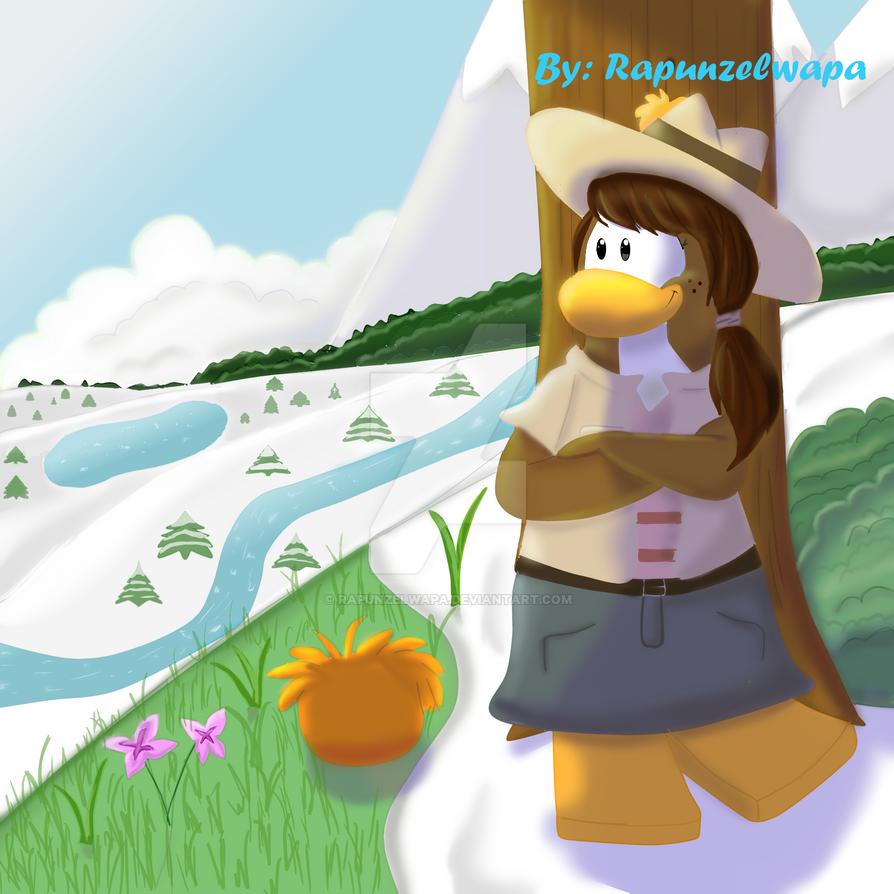 Pretty island~ EP, club penguin by Rapunzelwapa on DeviantArt