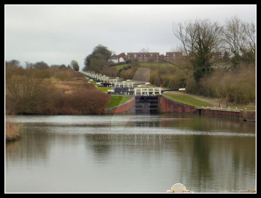 Barge Escalator by Lunapic
