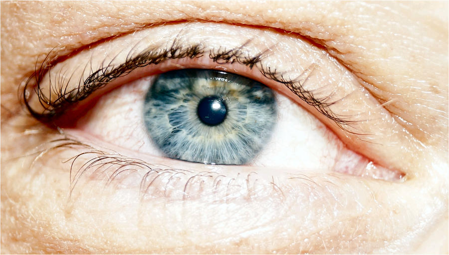 Aye Eye I by Lunapic