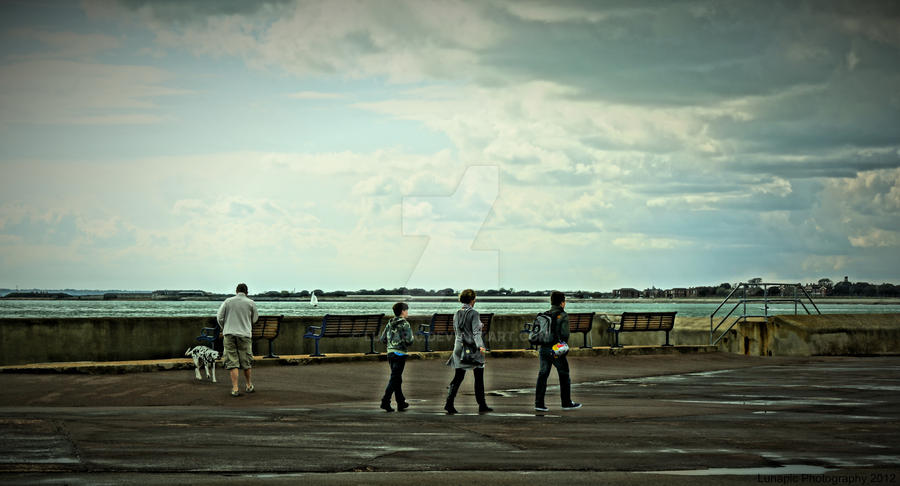 Southsea by Lunapic