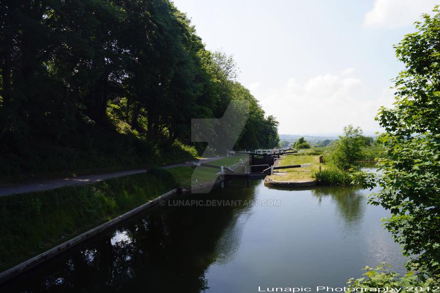 Caen Locks by Lunapic