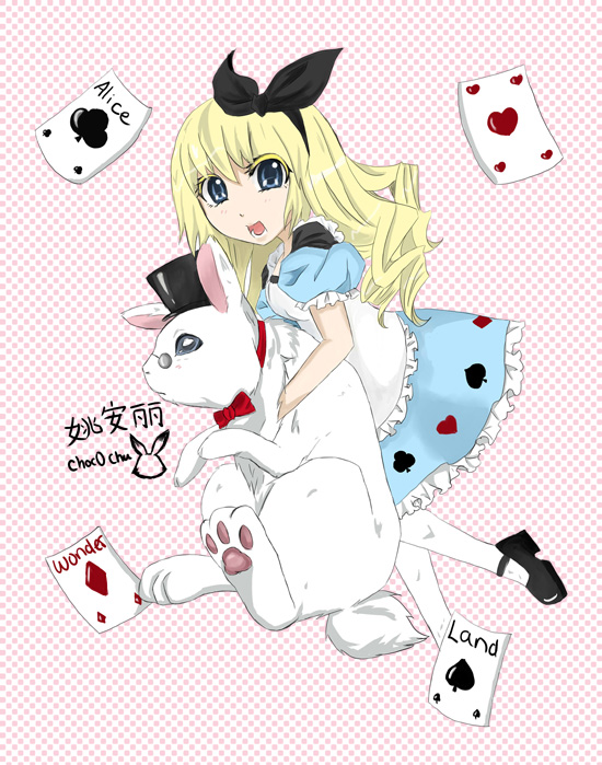Alice Wonderland by Choc0Chu