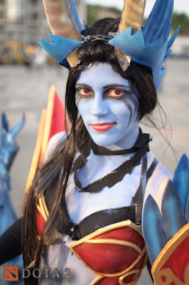 queen of pain cosplay ti4 - photo #22