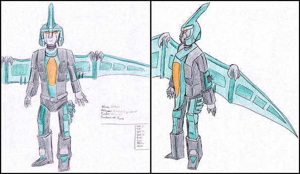 2003: Raynos TF style study thing!