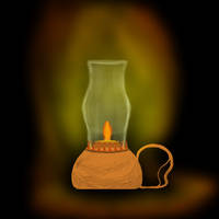 Lamp light by stormymystic