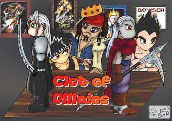 Villains Club ID by Miburo