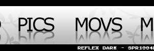 REFLEX DARK v1.0 - Icon Theme