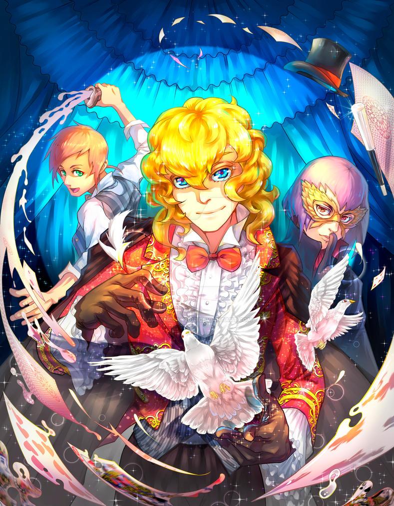 Magician's Secret by dreamplan2010