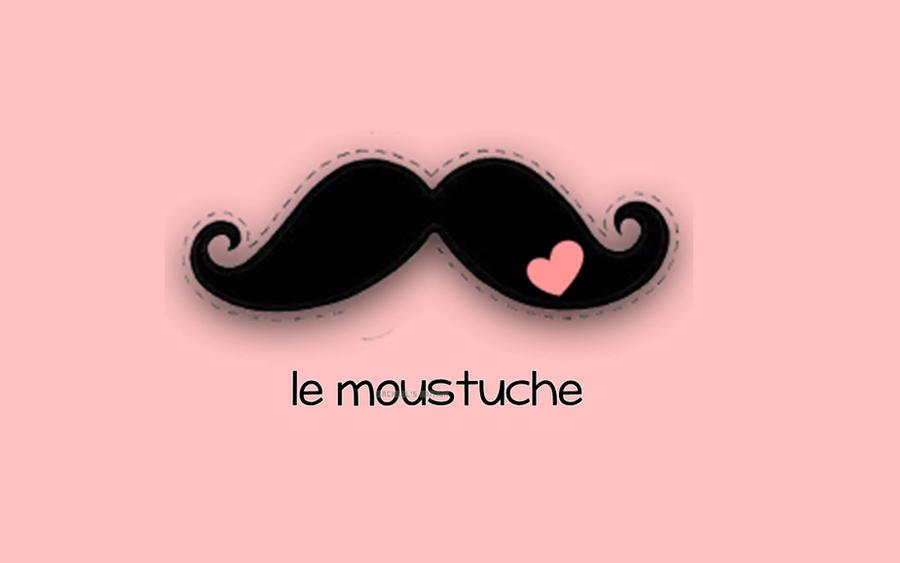 Moustuche Wallpaper By ME Rachael1505