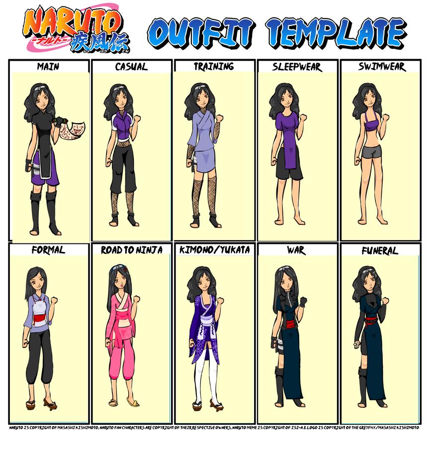 Naruto Oc:Karumi By Kingdommaker On DeviantArt