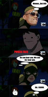 Young Justice Trolling
