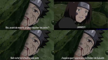 Derniere demande d'Obito (English below)