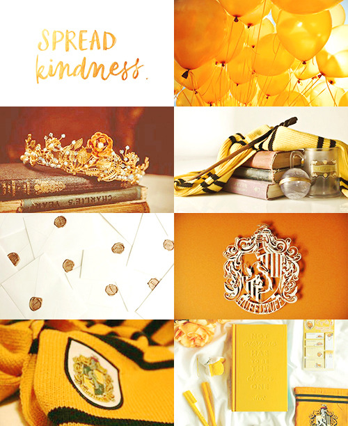 Hufflepuff Aesthetic Oo1 By Delightfulamira On Deviantart