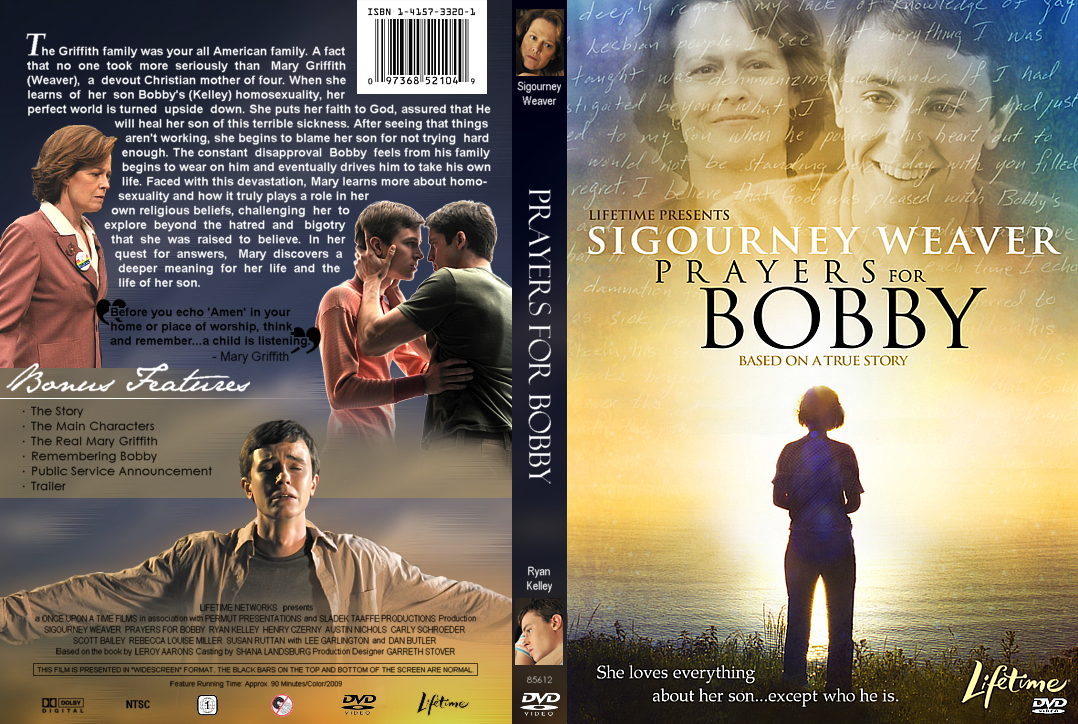 an evaluation of prayers for bobby a movie by russell mulcahy Prayers for bobby: a book/movie analysis by guest blogger brian warriner prayers for bobby director: russell mulcahy actor(s): sigourney weaver, ryan kelley prayers for bobby, the movie, was directed by russell mulcany and starred sigourney weaver as mary griffith.