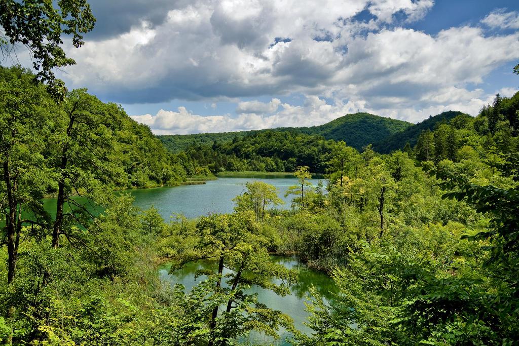 Plitvice Lakes II by Luke-ro