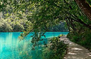 Plitvice Lakes III by Luke-ro