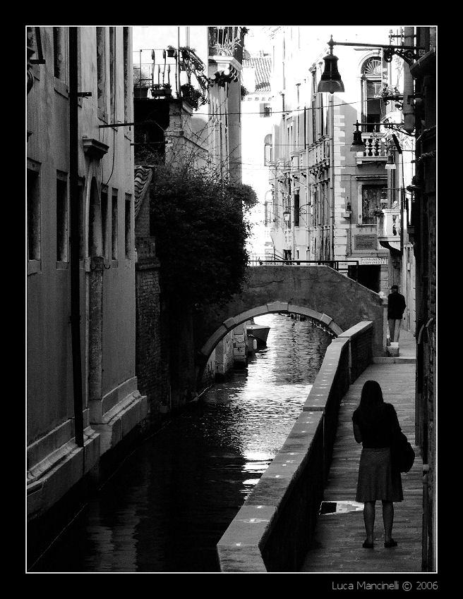 Narrow Canal IV by Luke-ro