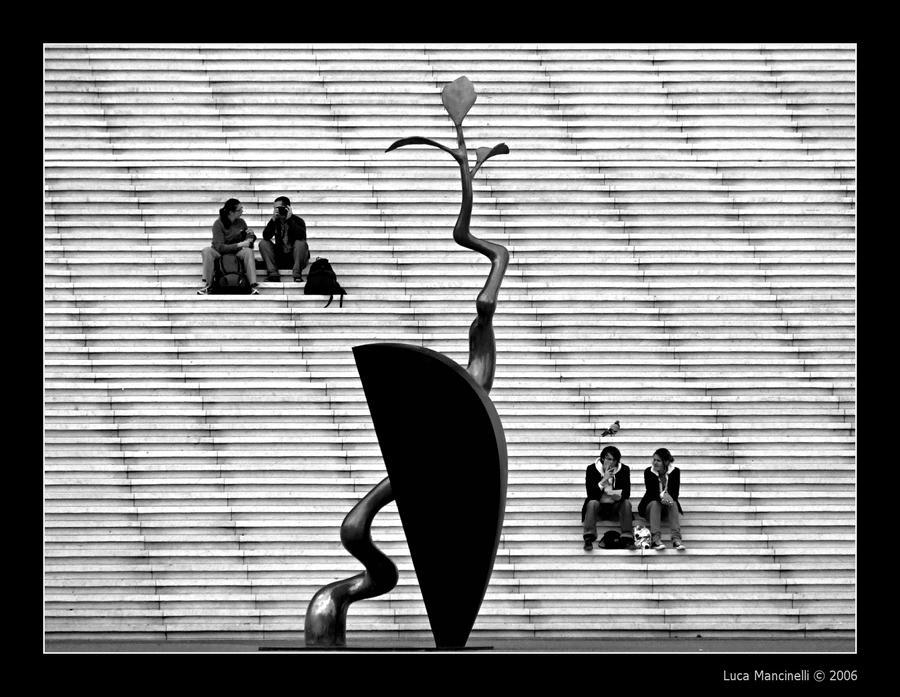 Stairs by Luke-ro