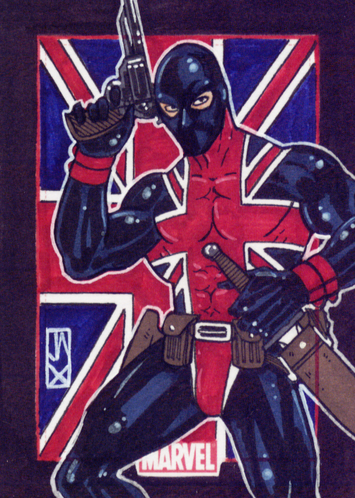 <b>Union Jack</b> (1998 - 1999) | Comic Books | Comics | <b>Marvel</b>.com