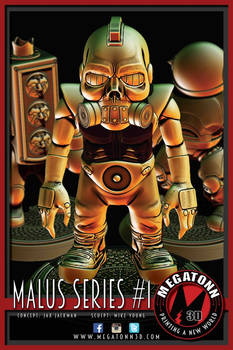 Malus series poster