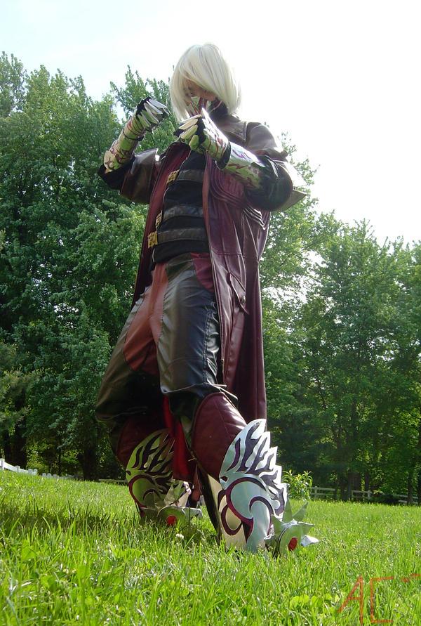 Dante Cosplay: Gilgamesh by Nanaga