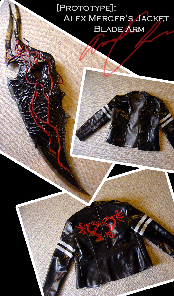 Cosplay Props 5: Prototype by Nanaga on DeviantArt