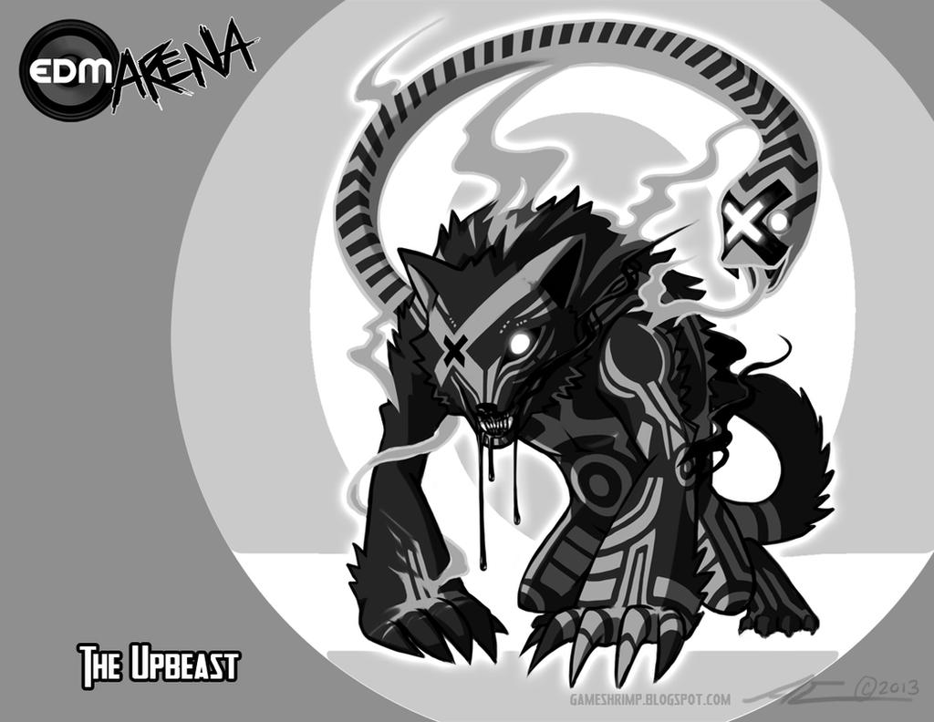 EDM Arena Challenger Revealed: The Upbeast by Nanaga on