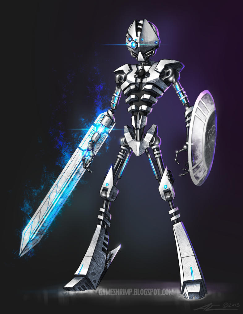 Bionicle Redesign by Nanaga