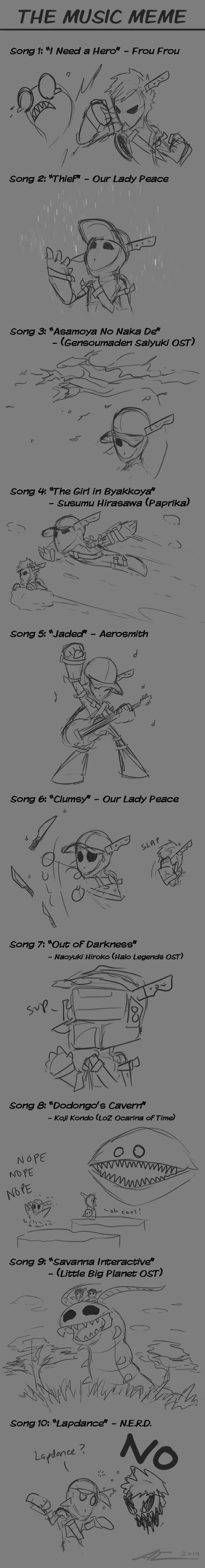 TheMusicMeme by Nanaga