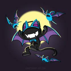 Zucat Monsterbat by Nanaga